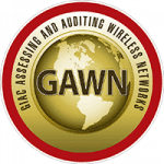 GIAC assessing and auditing wireless networks