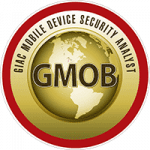 GIAC mobile device security analyst